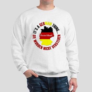 German Thing Sweatshirt