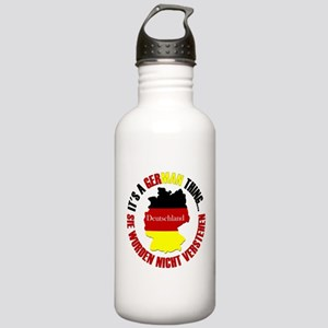 German Thing Stainless Water Bottle 1.0L