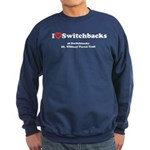Switchbacks Mt. Whitney Sweatshirt (dark)