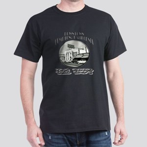 Downtown Compton 1950s Dark T-Shirt
