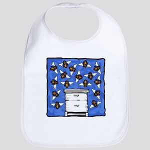 Langstroth and Bees Bib