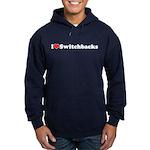 Switchbacks Mt. Whitney Hoodie (dark)
