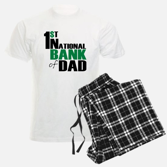 Bank of Dad Pajamas