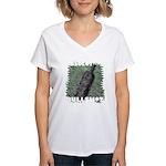 Absolut BS Women's V-Neck T-Shirt