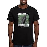 Absolut BS Men's Fitted T-Shirt (dark)