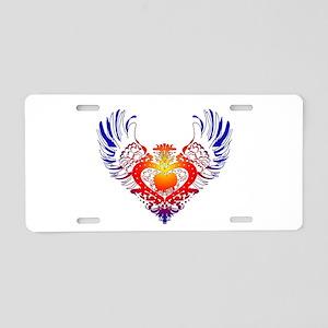 Pekingese Aluminum License Plate