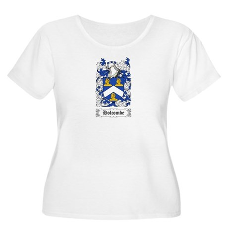 Holcombe Women's Plus Size Scoop Neck T-Shirt
