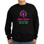 Autism Awareness Sweatshirt (dark)