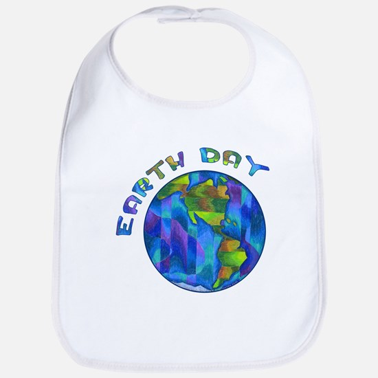 Earth Day World Bib