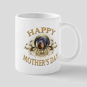Happy Mother's Day Rottweiler2 Mug
