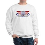 Paper Airplane Flight School Sweatshirt