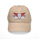Paper Airplane Flight School Cap