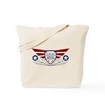 Paper Airplane Flight School Tote Bag