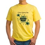 Chunky Dunk Yellow T-Shirt