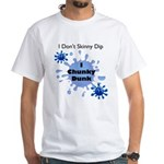 Chunky Dunk White T-Shirt