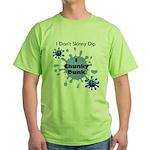 Chunky Dunk Green T-Shirt
