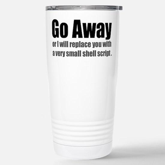 Cute Programmer Travel Mug