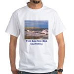 The Salton Sea--white t-shirt
