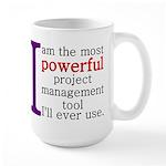 Project Management Tool Large Mug