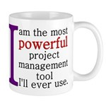 Project Management Tool Mug