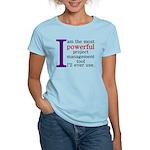 Project Management Tool Women's Light T-Shirt