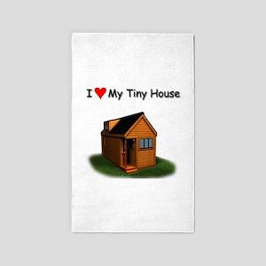 Tiny House Area Rug