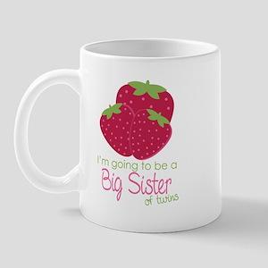 Berry Sister 2Be Twins Mug