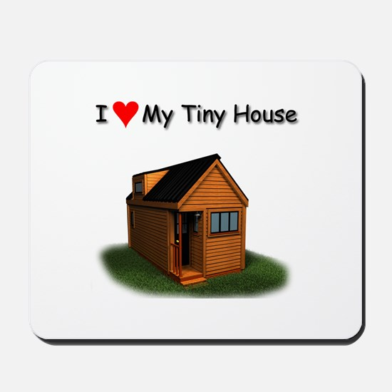 Tiny House Mousepad