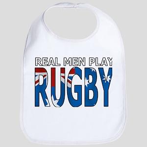 Real Men Rugby australia Bib