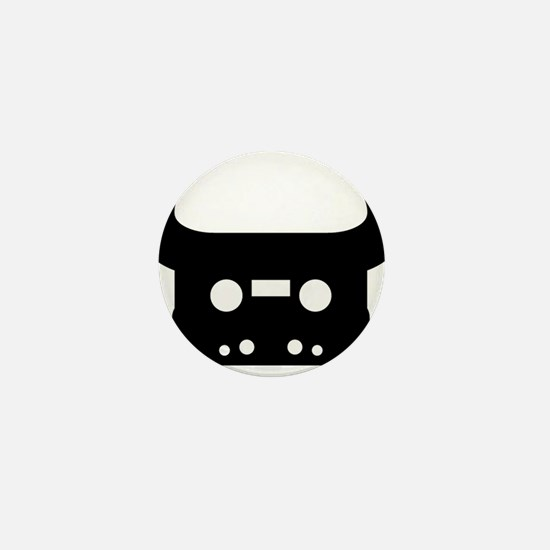 Cute Piracy Mini Button