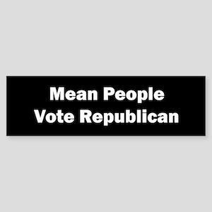 Mean People Vote Republican