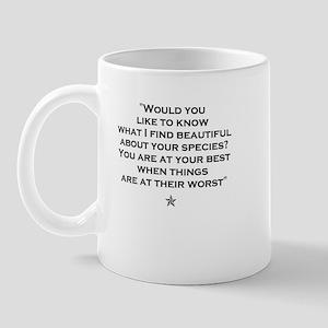 Starman Mug