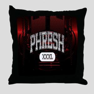 Phresh Throw Pillow