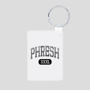 Phresh Aluminum Photo Keychain