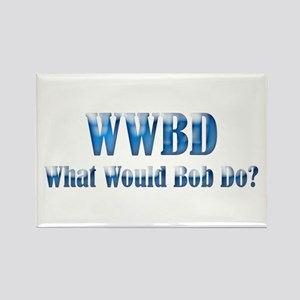 WWBD Rectangle Magnet