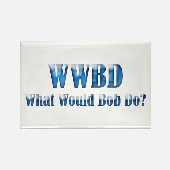 WWBD Rectangle Magnet