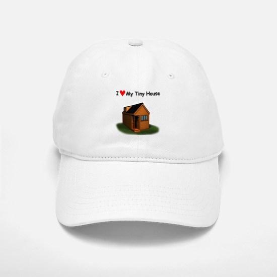 Tiny House Baseball Baseball Baseball Cap