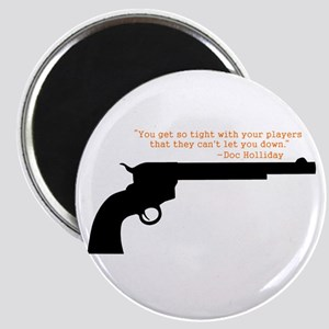 Doc Holliday Magnet