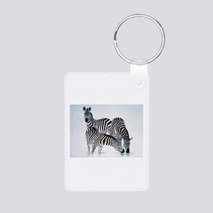 Animal Aluminum Photo Keychain