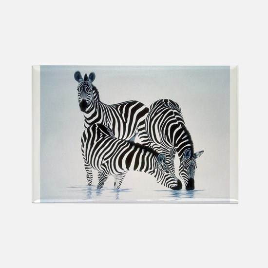 Animal Rectangle Magnet (10 pack)