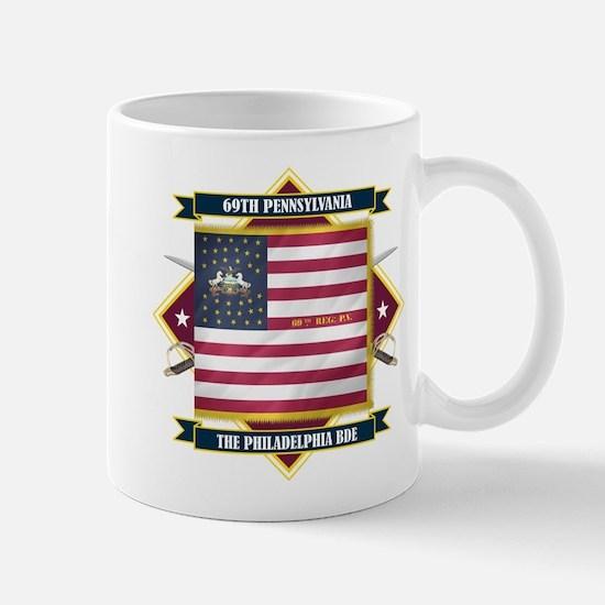 69th Pennsylvania Mug