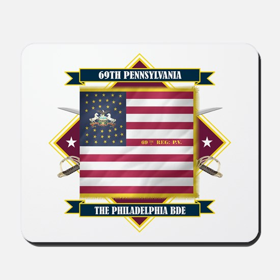 69th Pennsylvania Mousepad