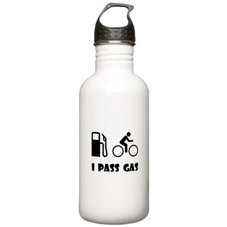 I Pass Gas! Stainless Water Bottle 1.0L