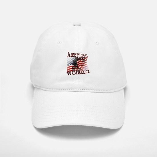 ALL AMERICAN Baseball Baseball Cap