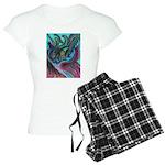Valley Cat 5 Women's Light Pajamas