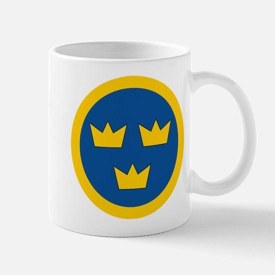 Sweden Roundel Mug