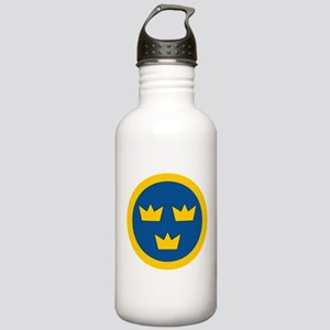 Sweden Roundel Stainless Water Bottle 1.0L