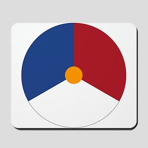 Netherlands Roundel Mousepad