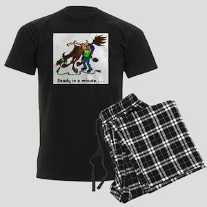 English Saddle Tight Pajamas