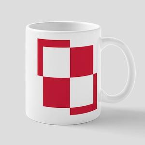 Poland Roundel Mug